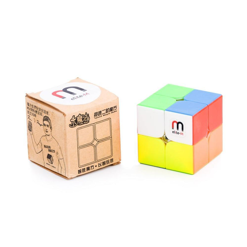 Cubelelo Little Magic 2x2 Elite-M (Magnetic)-2x2-Cubelelo