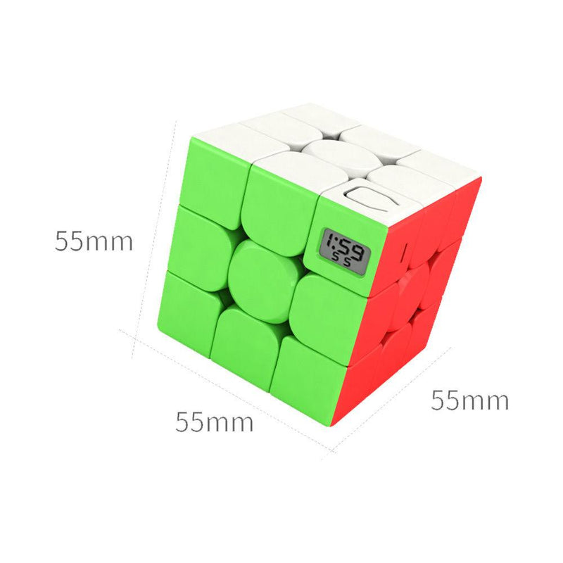 moyu-meilong-timer-3x3-stickerless-cubelelo-3