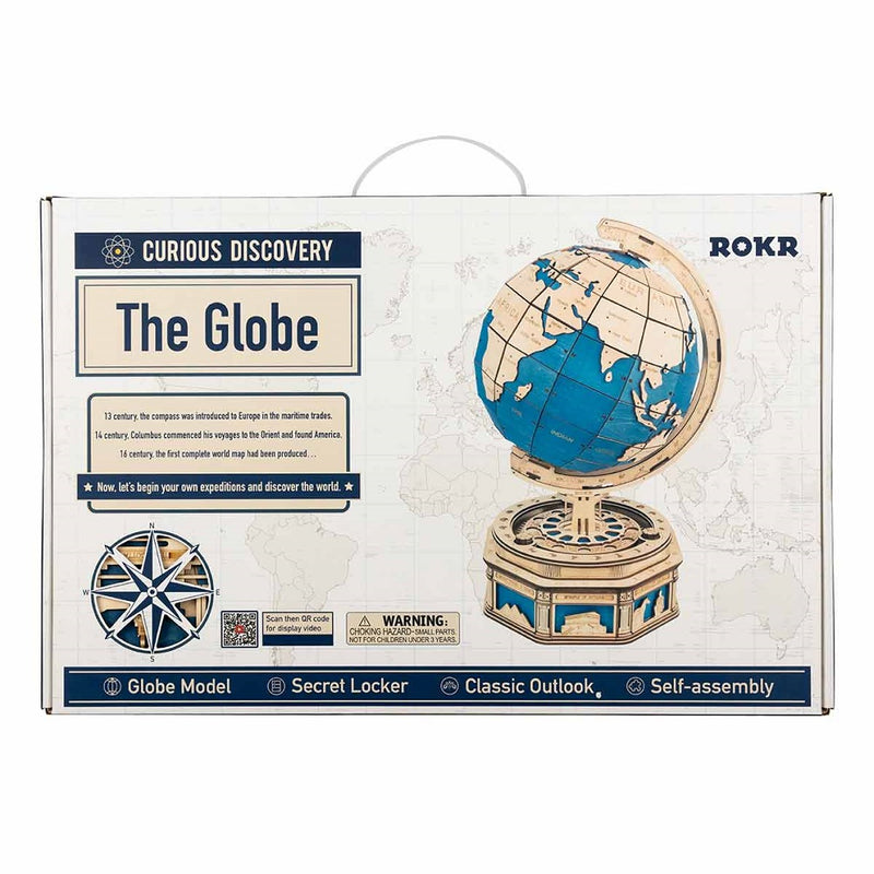 The Globe-DIY-ROBOTIME
