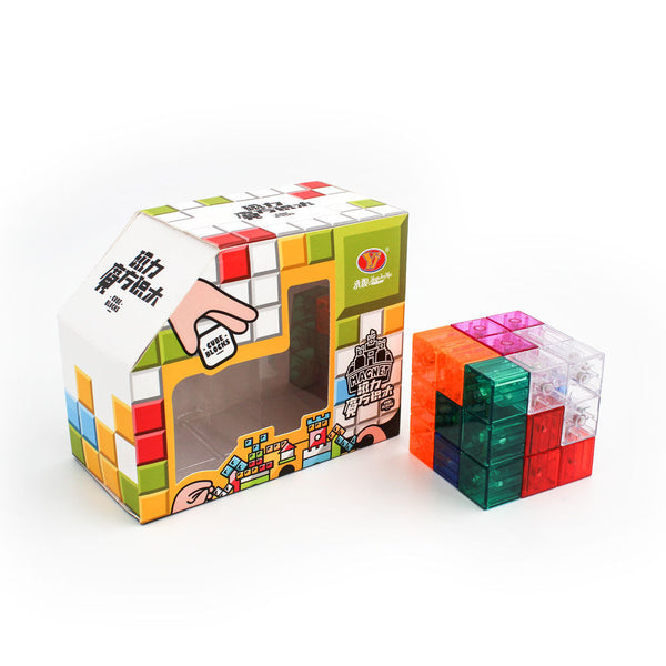 YJ Magnetic Building Blocks-Shape Mods-YJ