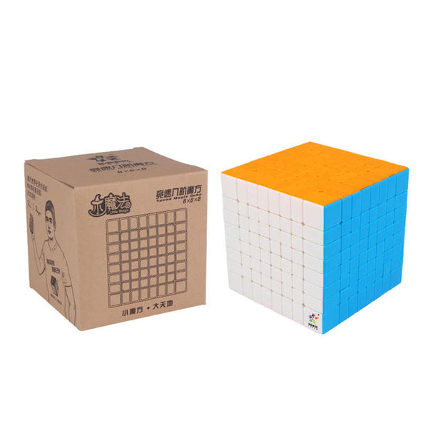 YuXin Little Magic 8x8-Big Cubes-YuXin