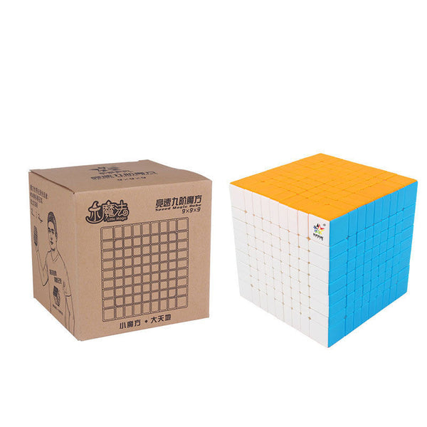 YuXin Little Magic 9x9-Big Cubes-YuXin
