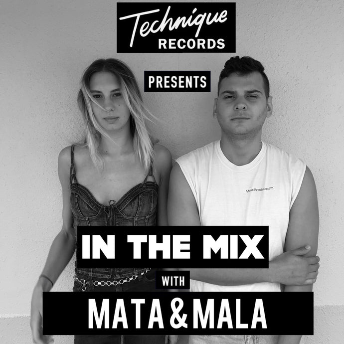 IN THE MIX #2 MATA & MALA