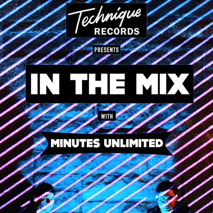 IN THE MIX #1 MINUTES UNLIMITED