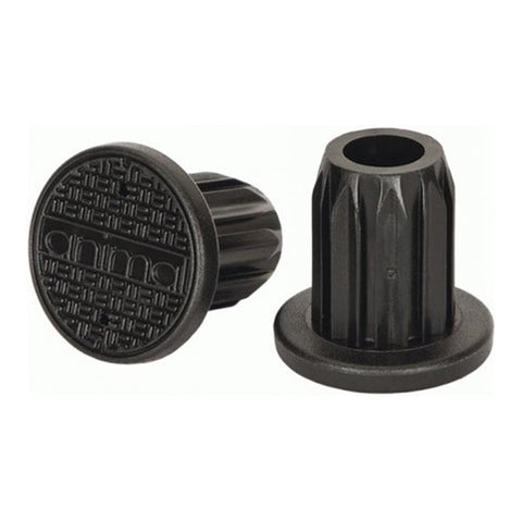 Sewer Caps Plastic Barends with steel Insert