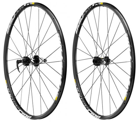Zapletená kola Mavic Cross Ride DISC 29