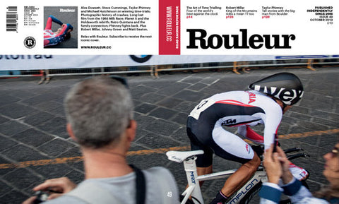 Magazine Rouleur Issue 49