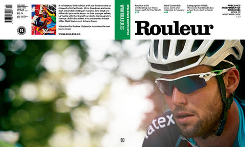 Magazine Rouleur Issue 50