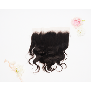 Virgin Indian BodyWave  Frontals - Dolce Rosa