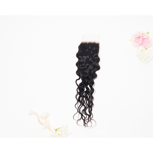 Virgin Indian Loose Wave closures - Dolce Rosa