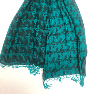 Primary Photo - BRAND:    CLOTHES MENTOR STYLE: SCARF COLOR: BLUE GREEN SKU: 202-20251-45630