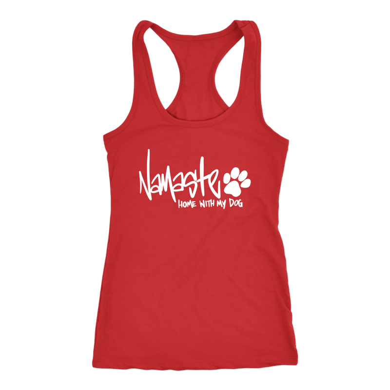 Namaste Home With My Dog (11 colors)