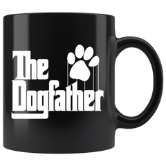 The Dogfather Mug 11oz