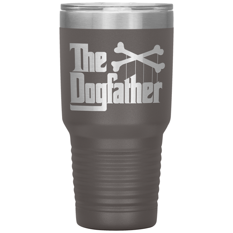 The Dogfather Tumbler 30oz
