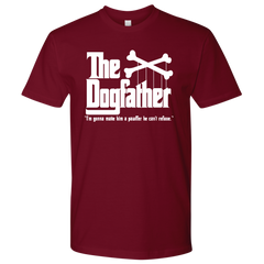 The Dogfather with quote  (11 colors)