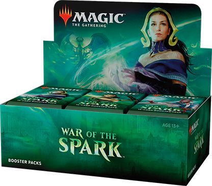 War of the Spark Booster Pack | Clockwork Games & Events