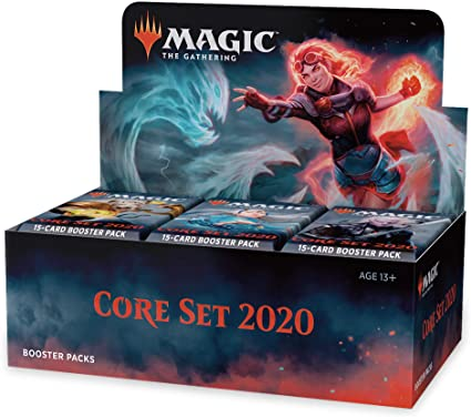 Core Set 2020 Booster Pack | Clockwork Games & Events