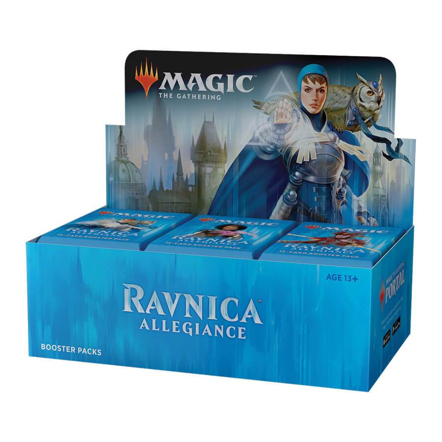 Ravnica Allegiance Booster Pack | Clockwork Games & Events