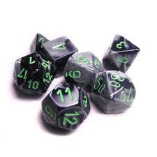 CHESSEX: D6 Gemini™ DICE SETS - 16mm | Clockwork Games & Events