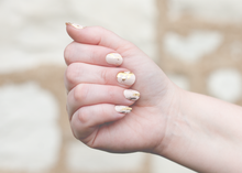 Load image into Gallery viewer, Gilded Mod Nail Wrap Set