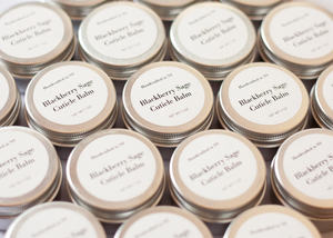 Cuticle Balm - Blackberry Sage