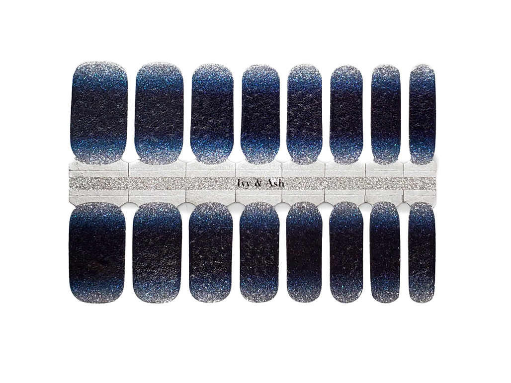 Jack Frost Nail Wrap Set - LIMITED EDITION