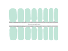 Load image into Gallery viewer, Robin's Egg Nail Wrap Set