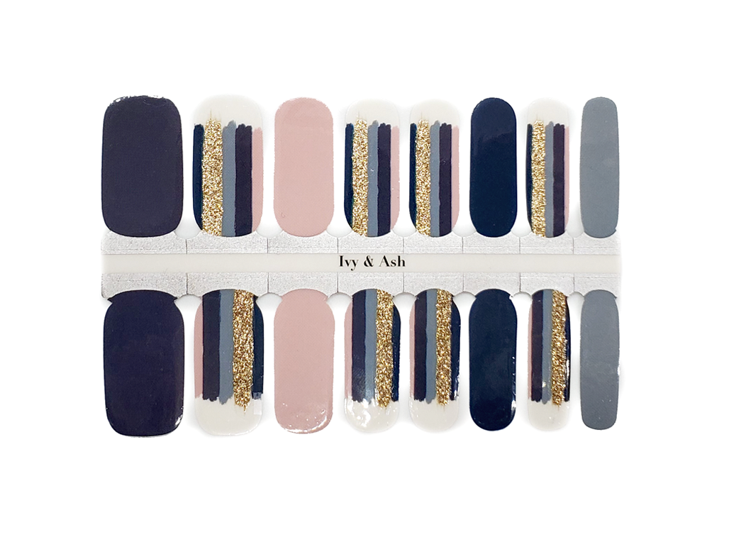 Stroke of Luck Nail Wrap Set - LIMITED EDITION