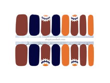 Load image into Gallery viewer, Sweater Weather Nail Wrap Set