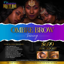 Load image into Gallery viewer, MINK LASH / OMBRE BROW / BROW TINT & WAX | GROUP TRAININGS BUNDLE DEAL