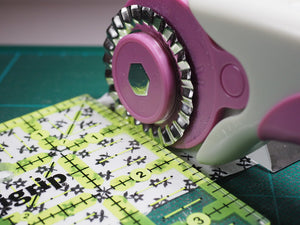 How to Use a Rotary Cutter to Cut Fabrics
