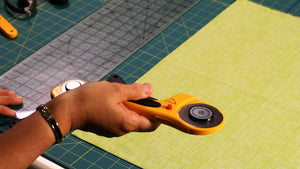 How To Properly Use A Rotary Cutter