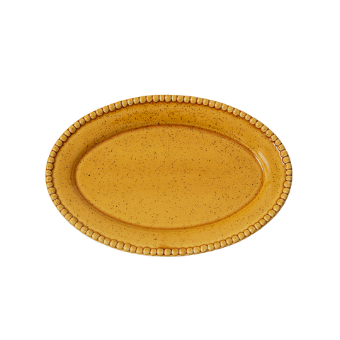 DARIA Oval Platter 35cm Earthenware