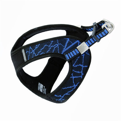 No Pull Reflective Dog Harness Outdoor Walking Dog Training Harness for Pitbull