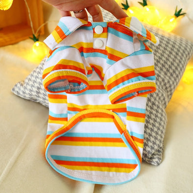Summer Dog Vest Shirts Pet Clothing For Small Dog Cute Pet Clothes Puppy Outfit For Dog Clothes XS S M L XL