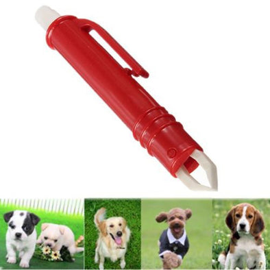 Hot Mite Acari Tick Remover Tweezers Pet Dog Cat Rabbit Flea Puppies Groom Tool
