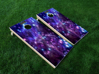 Discount Cornhole Deep Space Cornhole Boards - Discount Cornhole