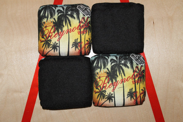 Reynolds: Pro Advantage - Custom - Summer Sunset - ACL Pro - Discount Cornhole