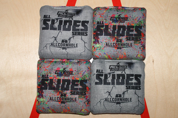 Allcornhole: All-Slides - Paint Splash - Discount Cornhole
