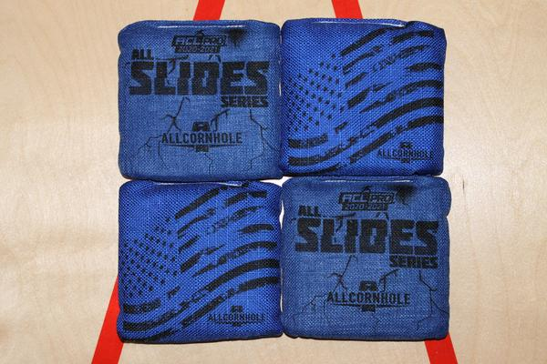 Allcornhole: All-Slides - Custom Flag (Set of 8) *Free Shipping* - Discount Cornhole