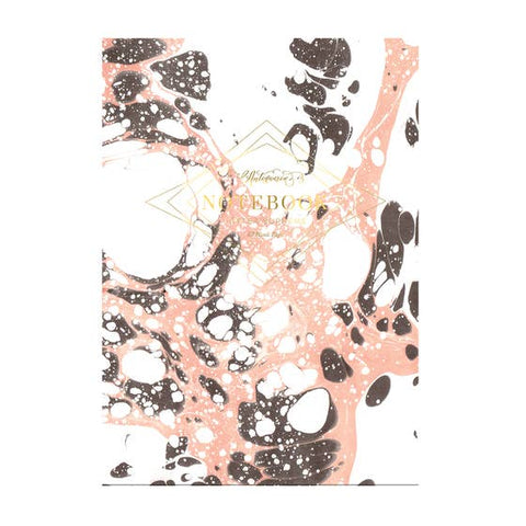 Pink Marble Notepad