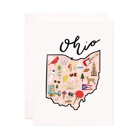 Ohio Generic Card