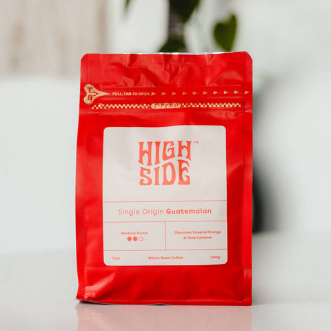 High Side Whole Bean Coffee 12 oz