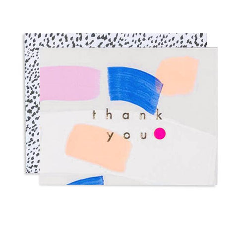 Huamei Thank You Boxed Card Set