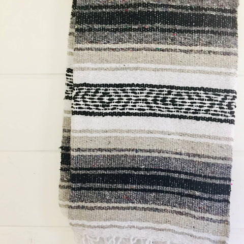 Drifter Throw Blanket