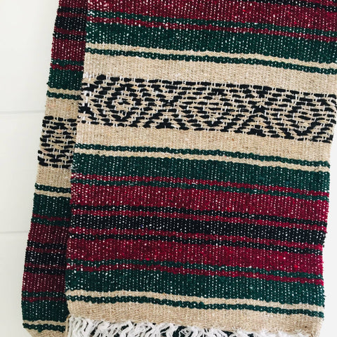Happy Holidaze Throw Blanket