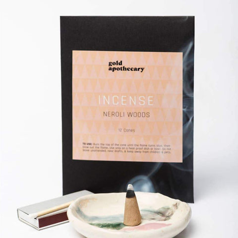 Neroli Woods Incense Cones