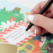 Scratch Off Advent Calendar