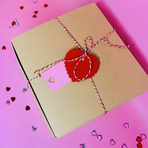 Galentine Best Friend Valentine Box