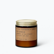 Teakwood and Tobacco Candle